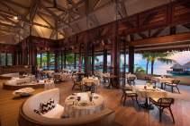 9 Conrad Bora Bora Nui Iriatai Signature Restaurant