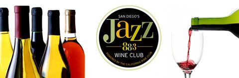 Sip and Support, with the Jazz 88.3 Wine Club!
