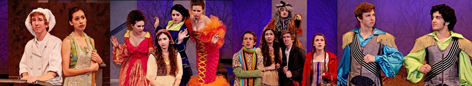 """Into the Woods""  CoSA Musical Theater"