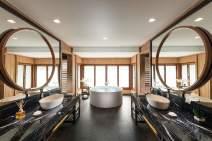 7 Conrad Bora Bora Nui Villa Bathroom