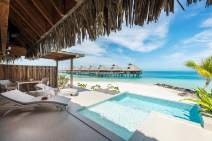 5 Conrad Bora Bora Nui King Beach Villa